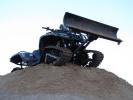 Lumesahk 1500mm lintidega ATV-le