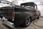 Chevrolet lihvimine ja süvapoleerimine